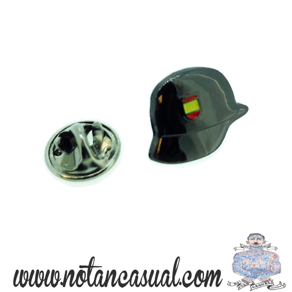 Pin Casco division