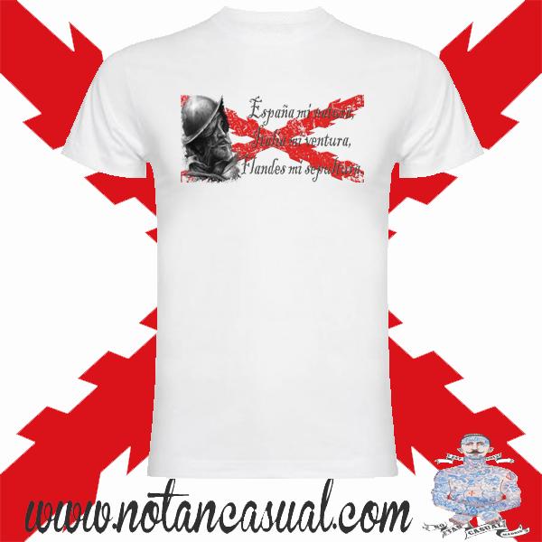 Camiseta Soldado Viejo