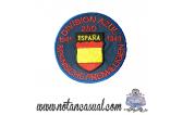 Parche Division Azul