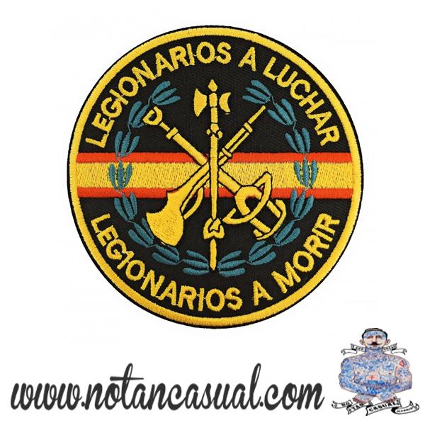 Parche Legionarios
