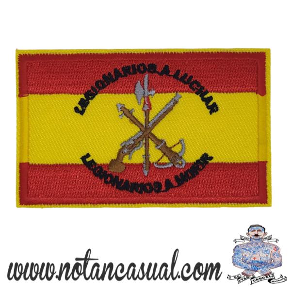 Parche España Legionarios