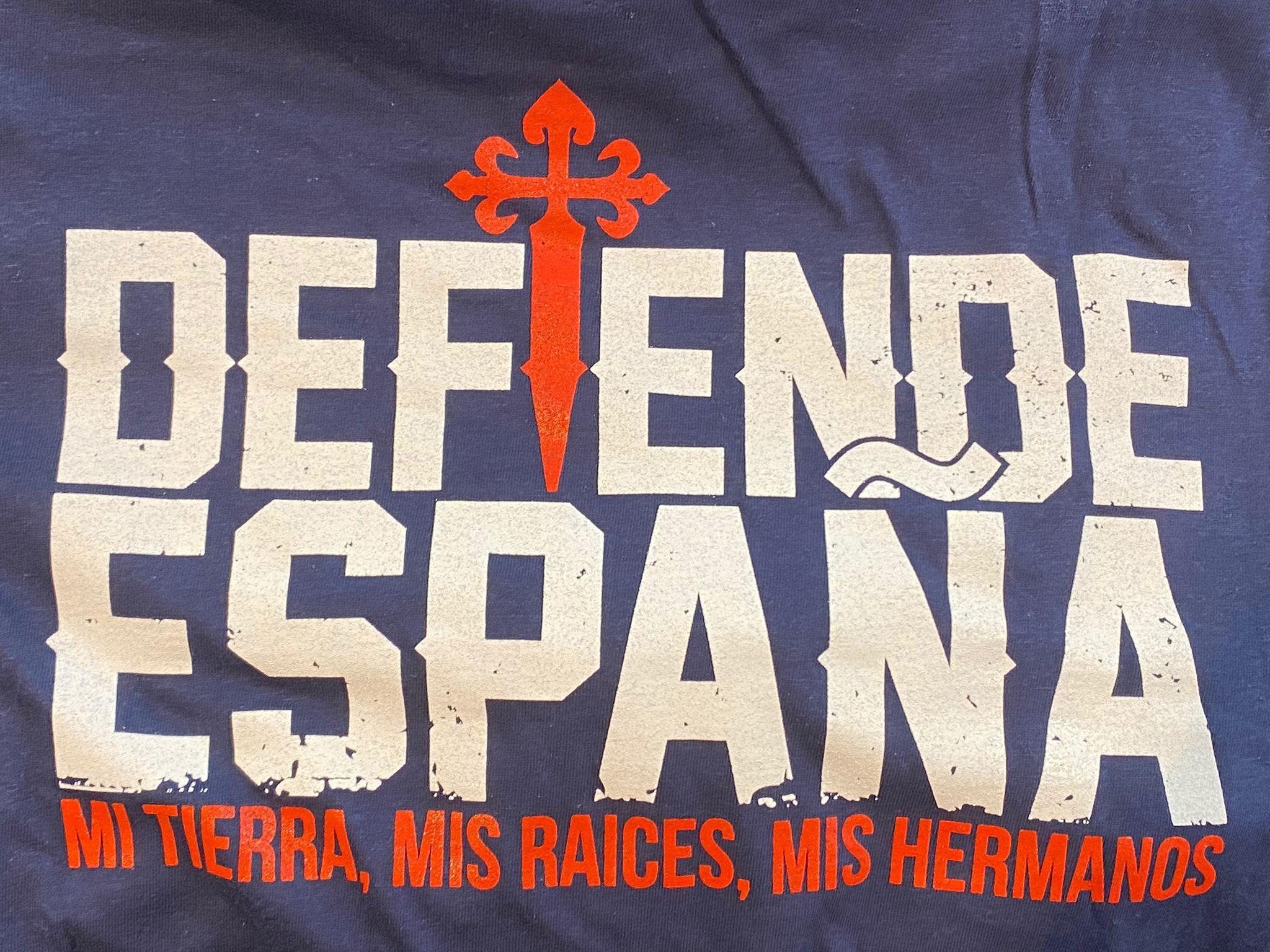 Camiseta European Brotherhood